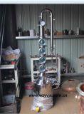 """Casa del diametro del rame 4 da 26 galloni """" che distilla 4 sezioni"""