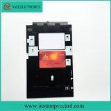 Bandeja do cartão de PVC para a Epson R330 impressora a jato de tinta