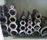 Tubo inconsútil retirado a frío del hexágono del acero de carbón para el sujetador