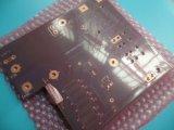 2,4 mm de espesor de capa 4 PCB multicapa con placa de oro de inmersión