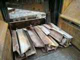 400 톤 Longmen 이용된 가위