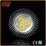 Heller E27 MR16/GU10 LED Scheinwerfer LED-für Innenlampen der punkt-Beleuchtung-LED