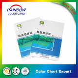 Papel de pared personalizado Pringting Color de revestimiento
