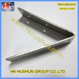 Peças personalizadas de estampagem de metal para máquinas ou móveis (HS-ST-051)