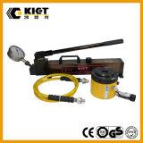 中国の工場価格KetClpシリーズは打撃のパンケーキタイプ水圧シリンダをショートさせる