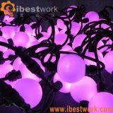 Verlichting van Madrix van de LEIDENE DMX 3D Verlichting van de Bal