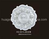 Médaillon de plafond de mousse d'unité centrale de qualité moulant pour la décoration intérieure