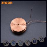 Reconhecimento de RFID da bobina indutor da bobina de antena