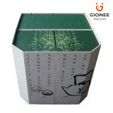 磁石の閉鎖が付いている新しいデザイン茶ボックス