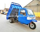 貨物三輪車、三輪車、トラックの貨物三輪車を運転する伝達シャフト