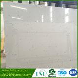 Сляб кварца Carrara низких цен белый искусственний
