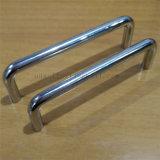 Möbel-Griff-Silber-poliertes oder aufgetragenes Ende des Edelstahl-201 304