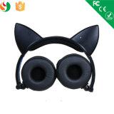 Heller Kopfhörer-Kopfhörer der Chargable Karikatur-LED