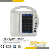 Bes-1210A Touch Digital 12-Channel Electrocardiograph