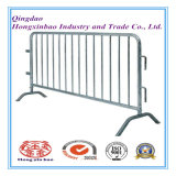 Загородка барьера управлением толпы ног стальной квартиры временно