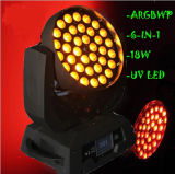 2016 Hot Sale 36PCS * 18W 6in1 LED Moving Head DJ Lighting