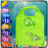ClownfishのFoldableおよび耐久の魚のナイロンショッピング・バッグ