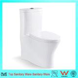 Goede Kwaliteit Gemakkelijk om het Ééndelige Toilet van het Porselein schoon te maken