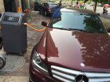 De Generator van het Ozon van de Zuiveringsinstallatie van de Lucht van de auto met Anion voor Auto 4 Winkel