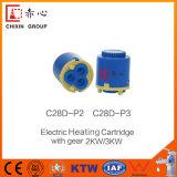 Cartuccia di ceramica della valvola di separatore del miscelatore del rubinetto degli accessori del rubinetto