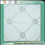 Soffitto polimerico semplice e rispettabile in diamante diagonale