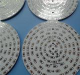 Panneau à simple face de carte d'éclairage de la carte DEL de carte d'aluminium