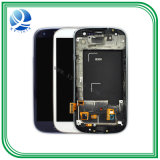 Ecrã LCD Wholesales para a Samsung S3/S4/S5/S6 de visor sensível ao toque