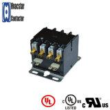 Contator quente 4 Pólo 40A da C.A. da venda, contator do Dp para o condicionador de ar