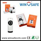 ホームセキュリティーの夜間視界IRのカメラ720p IP 360eyeの小型カメラ