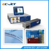 Impressora de laser de alta velocidade da fibra da máquina da codificação da tâmara do código de barras (EC-laser)