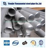 Tubo de acero inconsútil inoxidable de TP304L