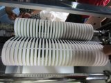 PEのフィルムのペーパーロール(BM-700)のための表面のタイプ続けてスリッターRewinder