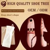 Soin fait sur commande de chaussure de ressort de civière réglable de chaussure de ménage, arbre de chaussure
