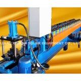 Machine à formage de rouleaux à barre d'angle en acier léger