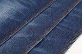 Blaue Farbe Lycra Baumwolldenim-Gewebe für Dame