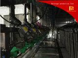 Máquina de rellenar del agua líquida linear automática de la botella 3L/5L/10L de la ciudad de Zhangjiagang