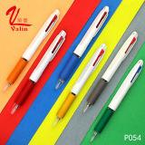 De promotie Pennen van de Gift leveren de Plastic Pen van 2 Nieuwe vulling