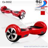Inovação OEM de hoverboard 6,5 polegadas, ES-B002 Scooter eléctrico com marcação CE/RoHS/certificado pela FCC