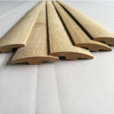 MDF T-Molding Material de decoração Moldagem de madeira
