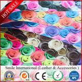 1.0mm PVC革デジタル印刷の多彩な工場卸売の伸張の裏付け