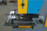 Máquina para corte de metales del cerrajero de Jsd Q35y