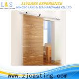 Porta deslizante de vidro do estilo moderno com ferragem