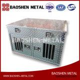 Плиты диаманта изготовления псарни бега собаки клетки резцовой коробка оптовой алюминиевые большие