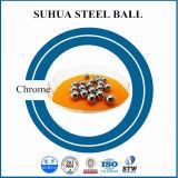 Яркий шарик хромовой стали поверхности G100 6mm нося