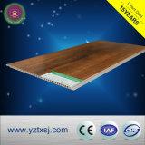 PVC天井は性質木のように見えをタイルを張る