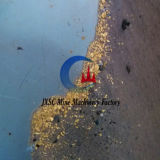 Oro Sacudiendo la tabla para las fábricas mineras
