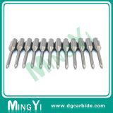 Perfurador de perfuração de carboneto de tungstênio DIN DIN