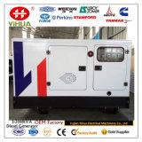 Yangdong 힘 8kw/10kVA 침묵하는 디젤 엔진 홈에 의하여 사용되는 디젤 엔진 발전기