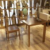 Mesa de madeira moderna e moderna para sala de estar Mobiliário de escritório D13