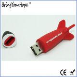 로켓 미사일 모양 USB 기억 장치 드라이브 (XH-USB-156)